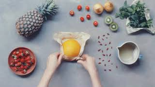 Como guardar e conservar melão usando FAVO