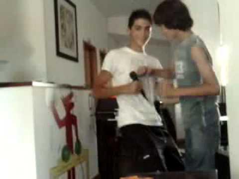 Karaoke: Caldas Bar -Mário e Sergio-Yolanda :D