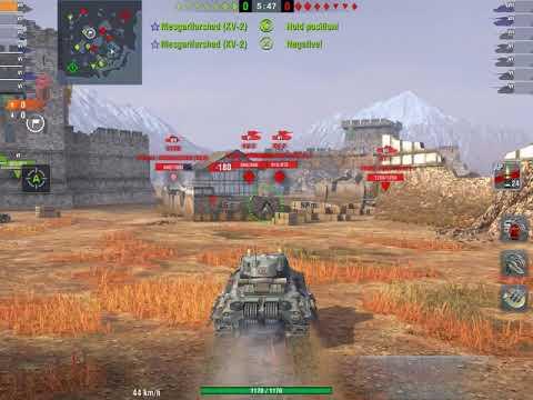 WOTB a fun battle in the hafen