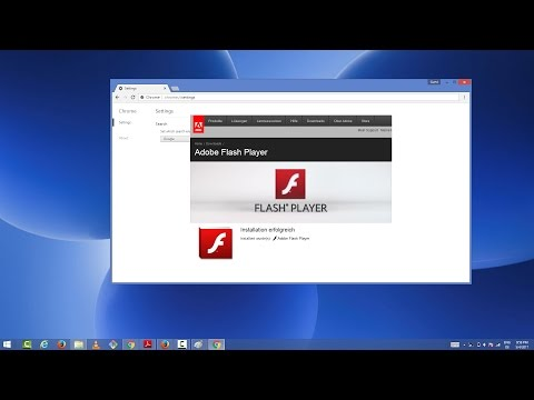 How To Enable Adobe Flash Player On Chrome Browser