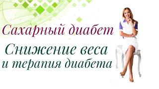 постер к видео Сахарный диабет. Снижение веса при приеме сахароснижающих препаратов. Снизить вес Сахарном диабете.