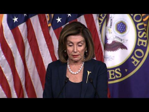 Pelosi: GAO confirms White House 'broke the law'