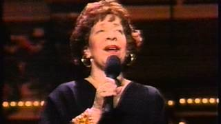 "Shirley Horn - ""Here's To Life"""