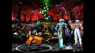 Goku Ultra Instinct vs Super Bosses