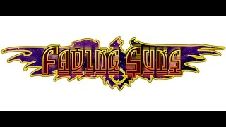 Brief Lore of the Fading Suns