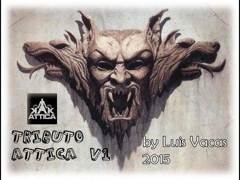 TRIBUTO ATTICA v1 by Luis Vacas