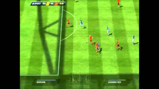 FIFA11 | World Cup 2014 Finale (full match & penalties)