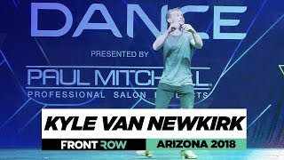 Kyle Van Newkirk | FrontRow | World of Dance Arizona 2018 | #WODAZ18