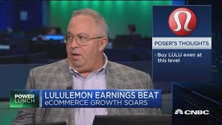 Lifestyle change is what's boosting Lulu's stock, says Susquehanna analyst