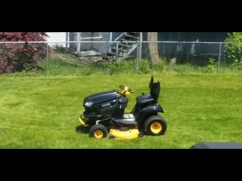 Craftsman Pro Series 27042 yard tractor