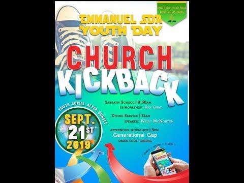 Emmanuel SDA Church - Youth Day 9/21/19
