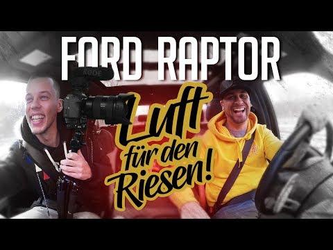 JP Performance - Mehr Luft für den Riesen! | Ford Raptor