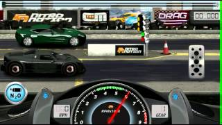 Drag Racing level 7 BOSS RACE
