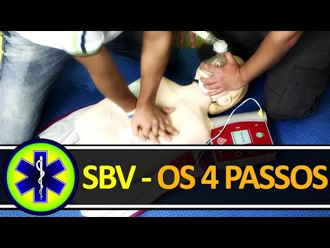 SBV - OS 4 PASSOS QUE SALVAM VIDAS | PALESTRA COMPLETA
