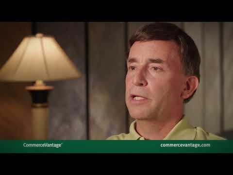 Credit Card Payment Solutions - Mannington Mills Testimonial   CommerceVantage   Commerce Bank