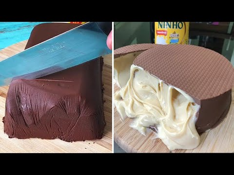 perfect-and-easy-cake-decorating-ideas-|-best-chocolate-cake-hacks-|-so-yummy-cake-recipes