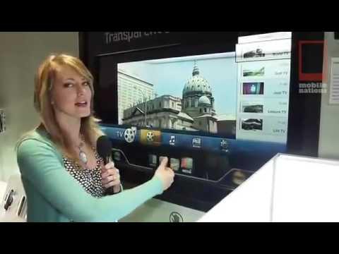 Ecran LCD Transparent // Agence WW // World Wixart