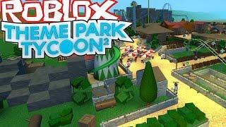 THE BEST AMUSEMENT PARK! | THEME PARK TYCOON 2 [1] | ROBLOX #27