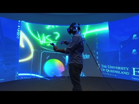 The Immersive learning Facility