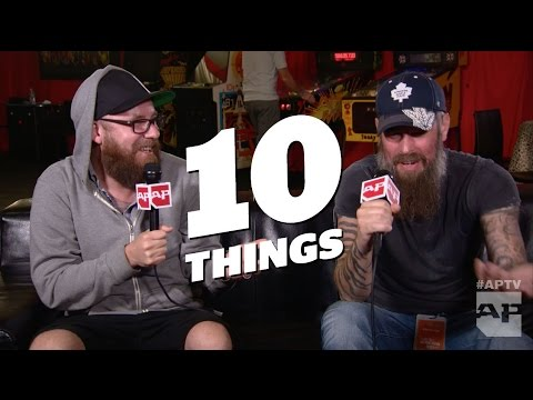 10 Things You Didn't Know about In Flames