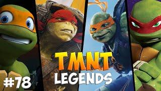 Черепашки-Ниндзя: Легенды. Прохождение #78 RAPH MIKEY ALL Bosses (TMNT Legends IOS Gameplay 2016