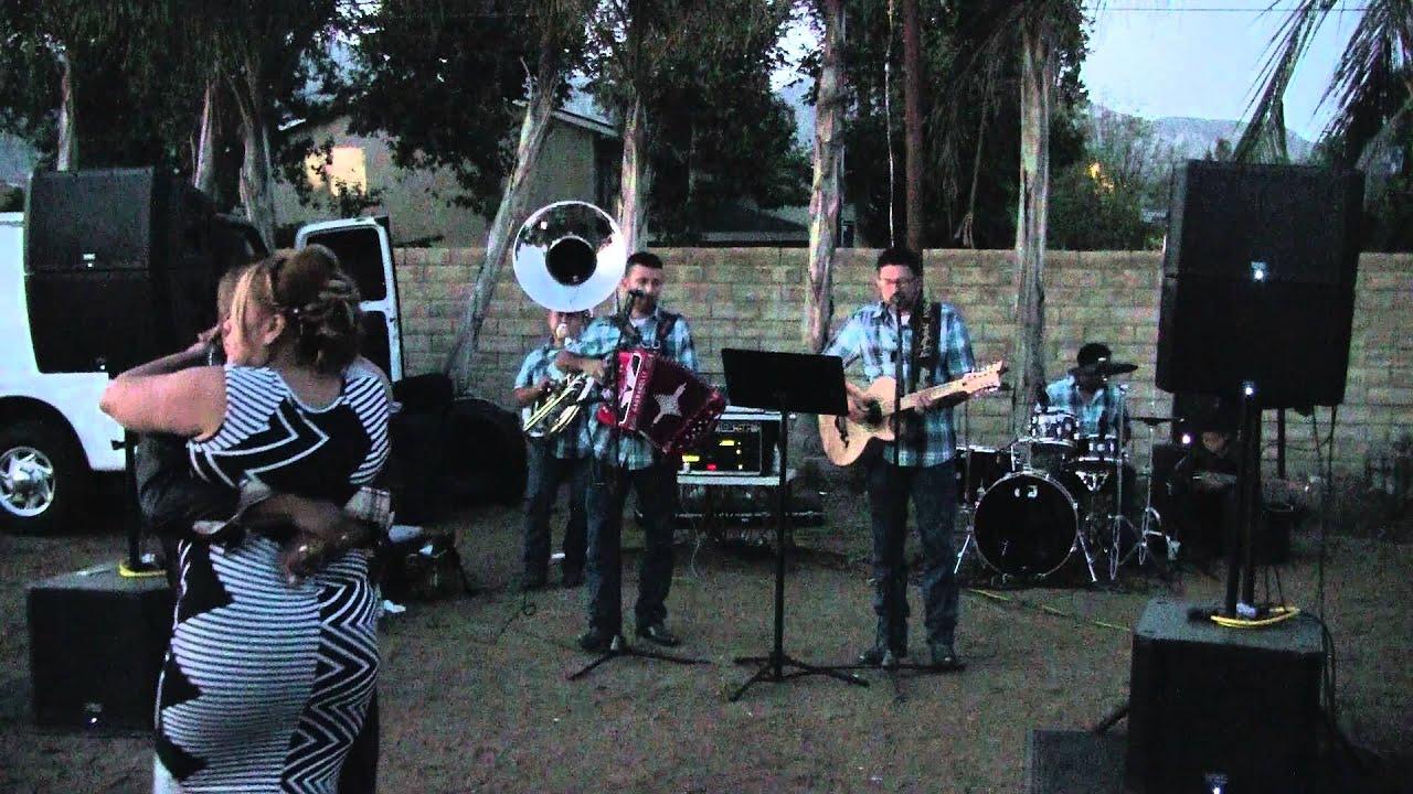 Grupo Los Exclusivos - Te Metiste (Grupo Norteno Los Angeles Riverside San  Bernardino Santa Ana Ca)