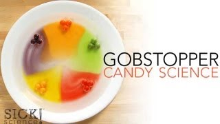 Gobstopper Candy Science - Sick Science! #135