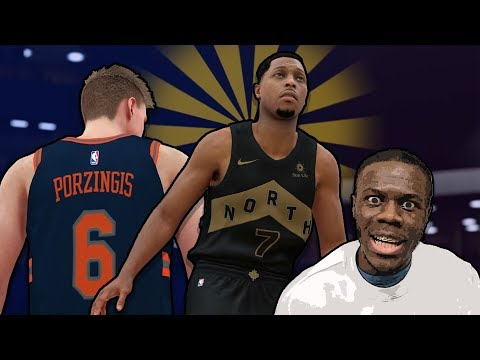 2K ADDED A NEW ARENA AND UNIFORMS! | TORONTO FANS UPSET OVER DRAKE INSPIRED JERSEY