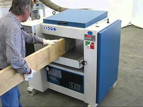 Macchine Per Lavorare Il Legno : Veba produzione macchine per la lavorazione del legno youtube