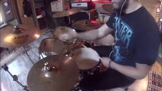 Jinjer - Perennial (drum cover)