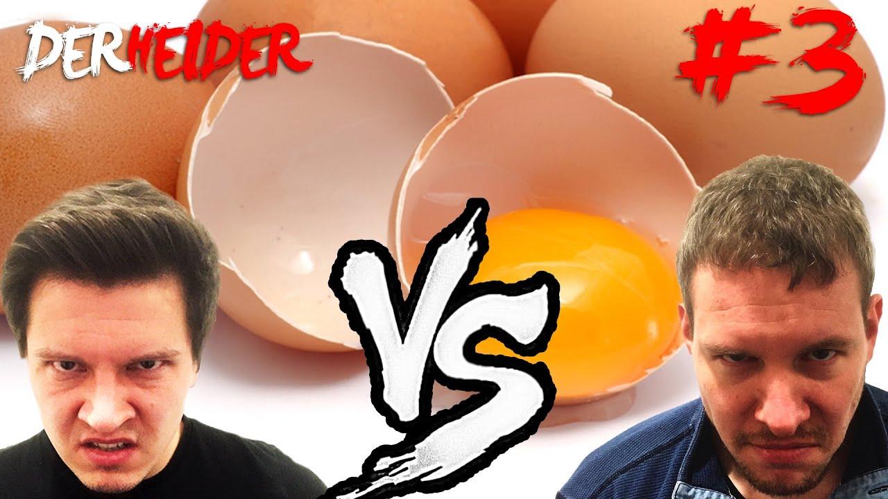 Eier Im Mund