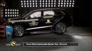 Audi Q7 - Crash Test