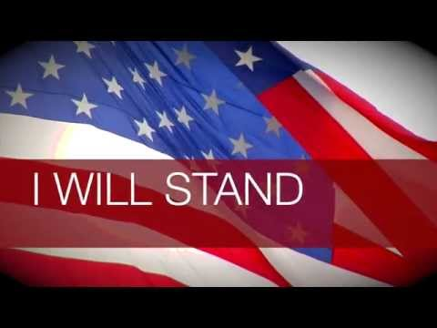Original Song  I Will Stand  Allegiance US ChristianPatriotic singers