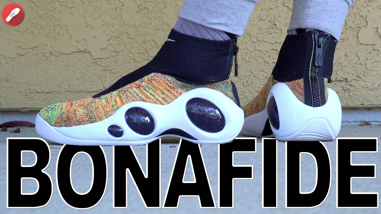 7d4faeefd9fd Nike Flight Bonafide First Impressions! - YouTube