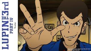[Trailer] Lupin III Part 4 L'aventure italienne