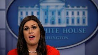 🔴LIVE: Sarah Huckabee Sanders White House Press Briefing LIVE STREAM 12/11/17