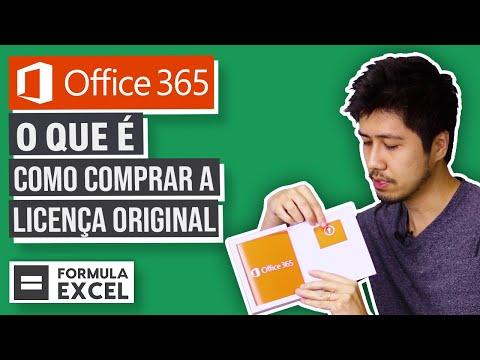 OFFICE 365: Como comprar a licença original com desconto [CCE15]