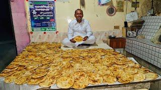 Kashmiri Bakarkhani Recipe  Kashmiri Breakfast Recipe  Mubashir Saddique  Village Food Secrets