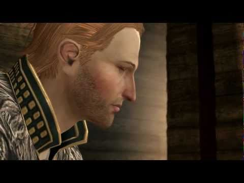 Dragon Age 2: Anders Romance #2: After recruitment v4  (Female Hawke)