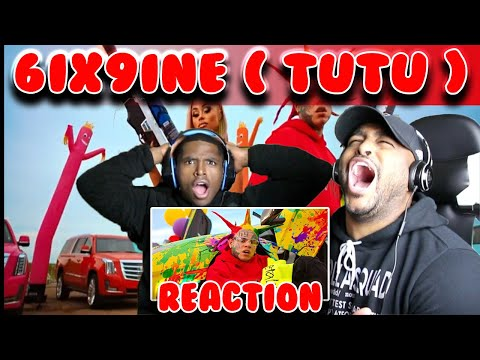 6ix9ine ( TUTU )  Official Music Video | Reaction