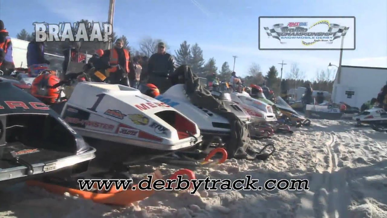 Racing Videos - Tory's Vintage Sleds