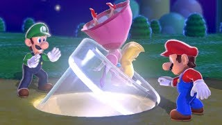 Super Mario 3D World Walkthrough - World 1