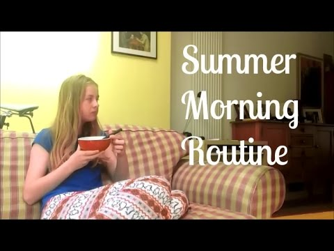 Morning Routine for Horseriding  | Summer