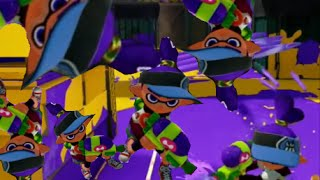 Splatoon - Bad connection to the maximum velocity 2