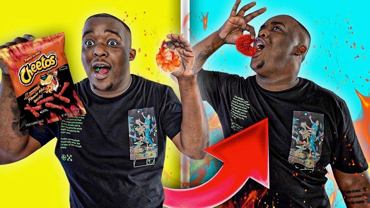 """We Tried Hot Cheeto SHRIMP !!! """" Cooking WIth DuB Ep 1 """""""