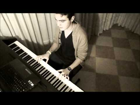 Christina Aguilera - Army Of Me cover by Mark Martin