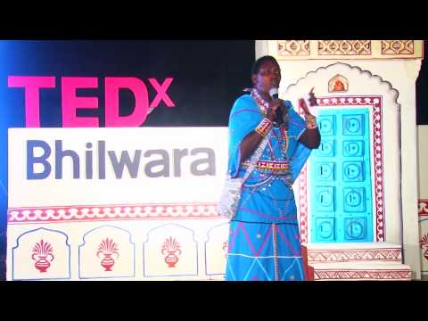 From Maasai Mamma to Solar Mamma | Lucy Naipanoi | TEDxBhilwara