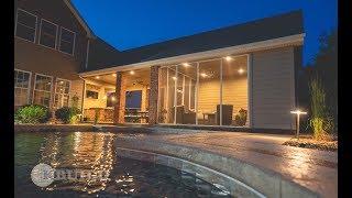 St. Charles Pool House || Custom Built  || St. Charles MO