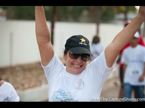 Run for a Cure Africa - Ghana 2015