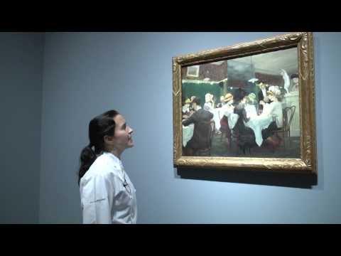 Chef Megan Neubeck Meets Artist John Sloan